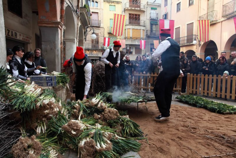 Fancy some Calcots?
