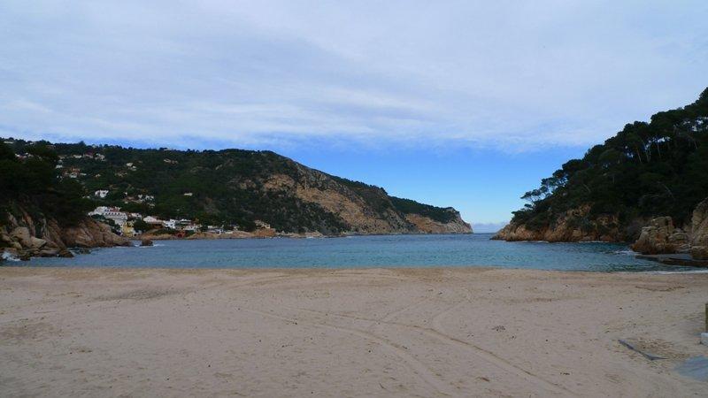 Aiguablava beach, Begur