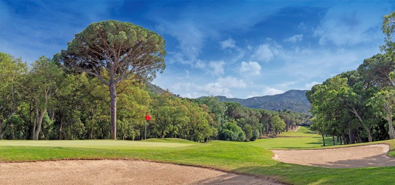Clubes de golf Costa Brava
