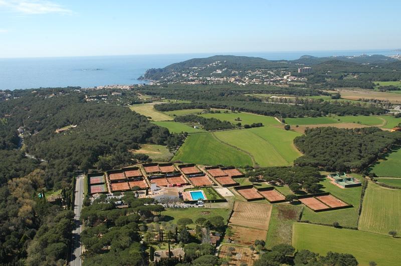 Теннисный клуб Llafranc