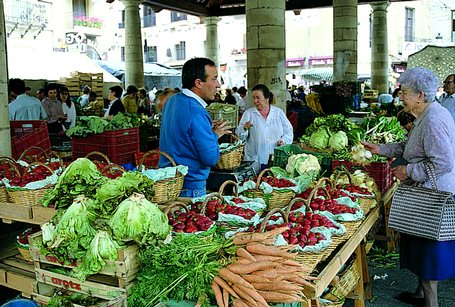 Costa Brava farmers markets