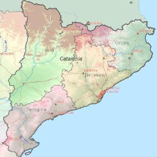 Wo ist Katalonien?