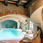 Villas with heated pool/spa