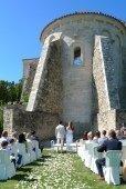 Hochzeit in Katalonien